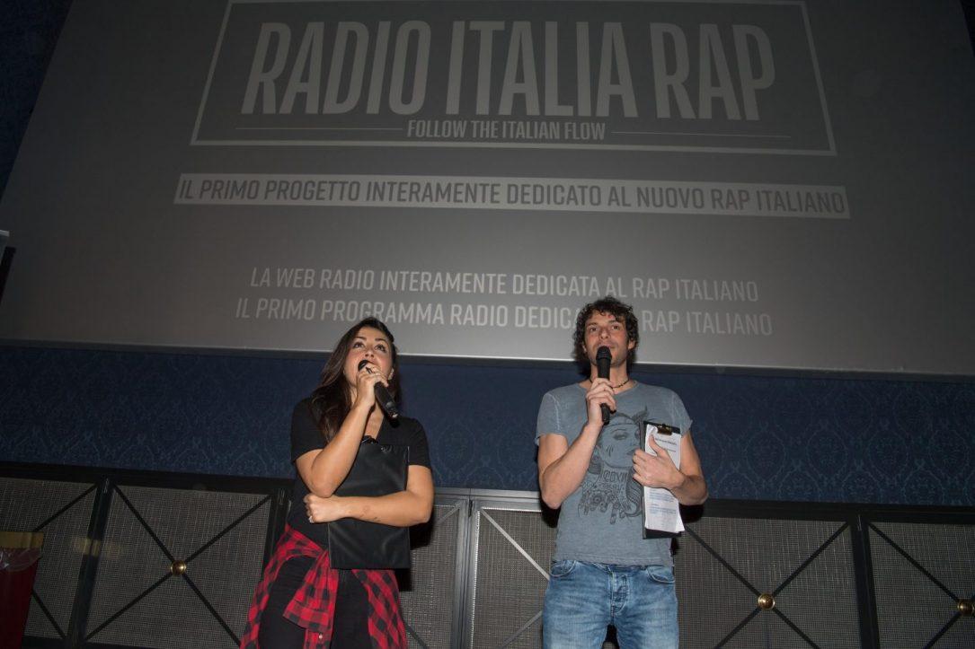 radio italia rap inaugurazione