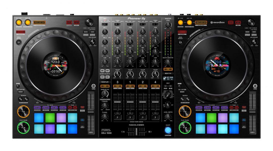Pioneer DJ - DDJ 1000