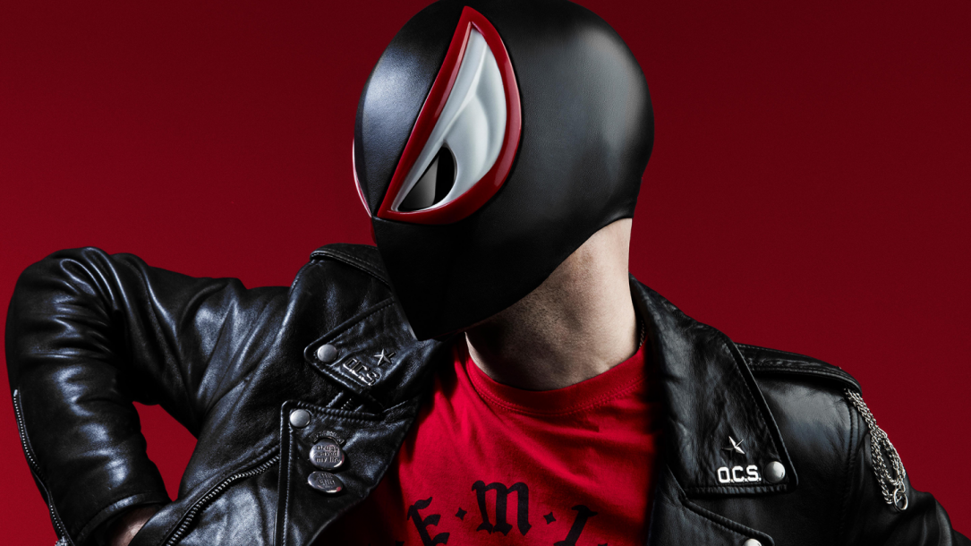 The Bloody Beetroots © Enrico Caputo - Carosello Lab