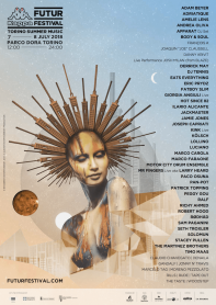 La locandina del Kappa FuturFestival 2018