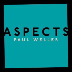 "La cover di ""Aspects"" di Paul Weller"
