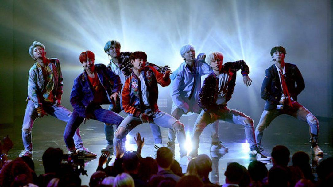 La band dei BTS