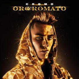 """La cover di """"Oro Cromato"""" di Cromo"""