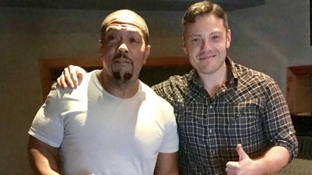 Tiziano Ferro e Timbaland