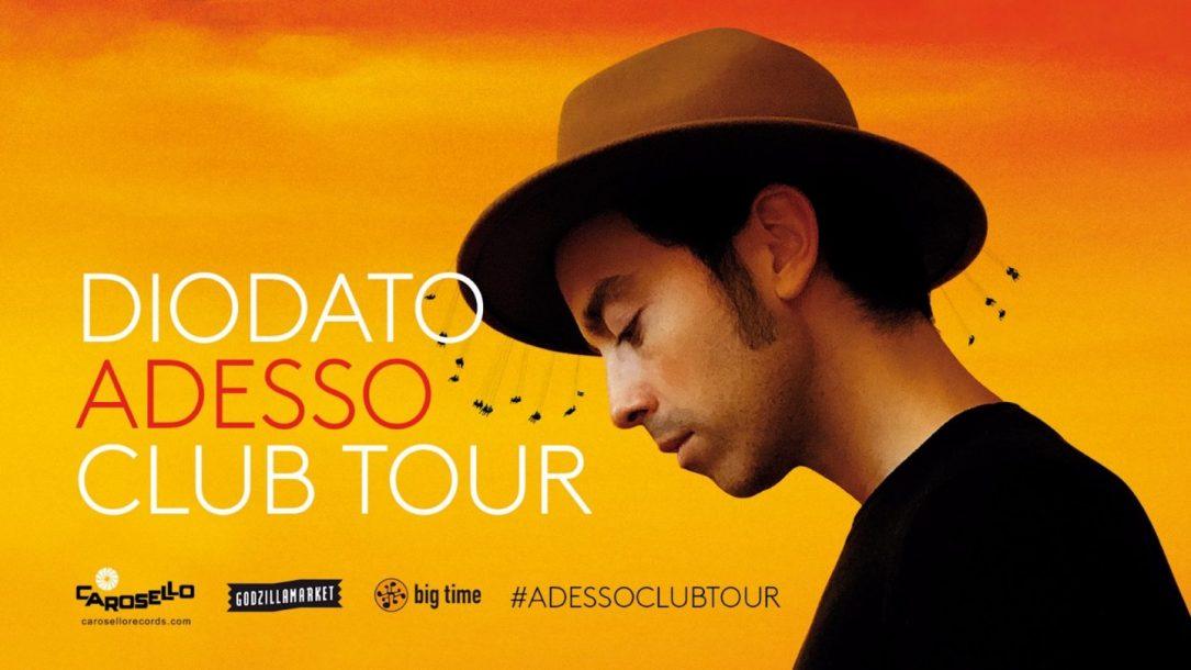 Diodato Adesso Club Tour