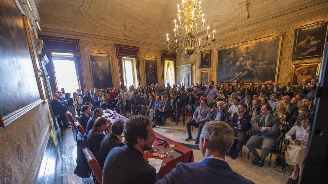 La conferenza stampa di Radio Italia Live 2018