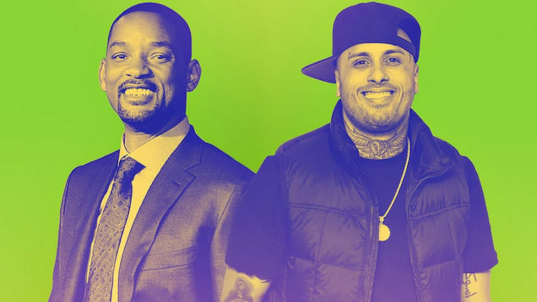 Will Smith e Nicky Jam