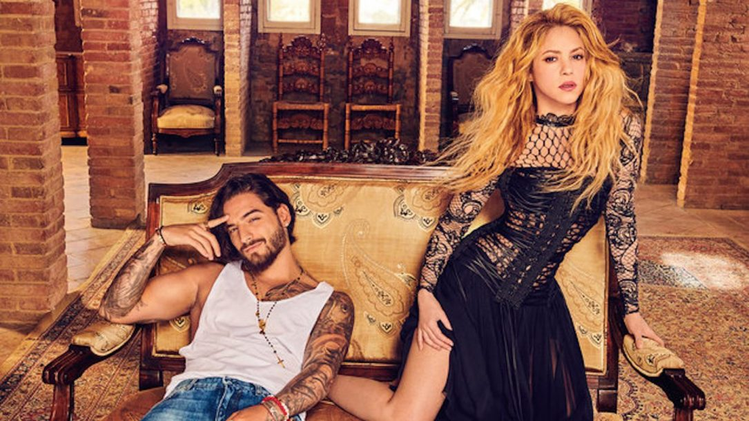 Maluma e Shakira