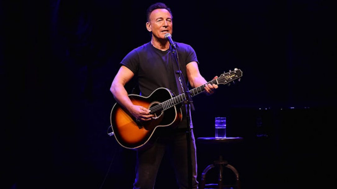 "Bruce Springsteen: il suo ""Springsteen on Broadway"" sarà su Netflix"