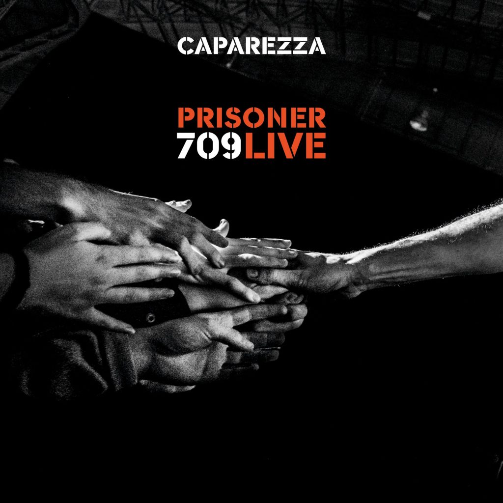 "Caparezza presenta il nuovo album dal vivo ""Prisoner 709 Live"""