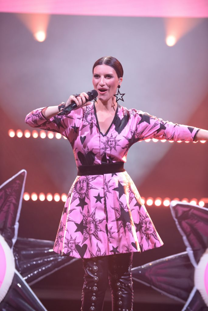 """Nel concerto al Circo Massimo Laura Pausini ha cantato la sua hit """"E.STA.A.TE"""" - Credit BRAINSTORM AGENCY"""