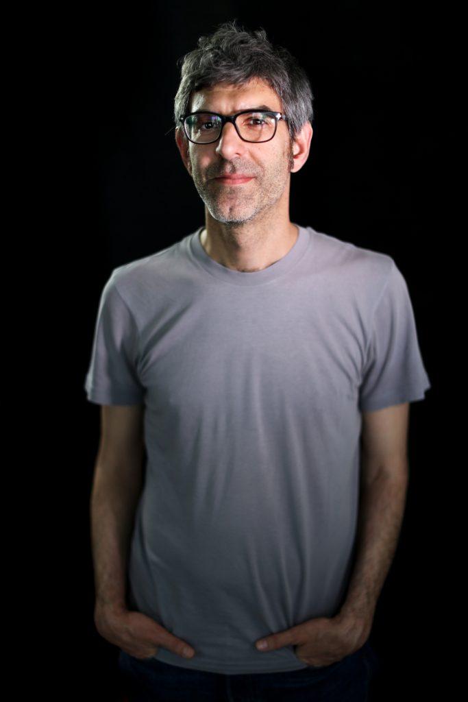 Pietro Fuccio, fondatore e CEO di DNA Concerti (foto di Stefano Masselli)