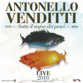 """Antonello Venditti: """"Sotto il Segno dei Pesci"""" è stato pubblicato l'8 marzo 1978"""