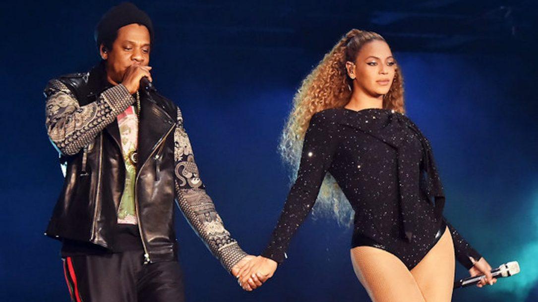 Beyoncé e Jay-Z live