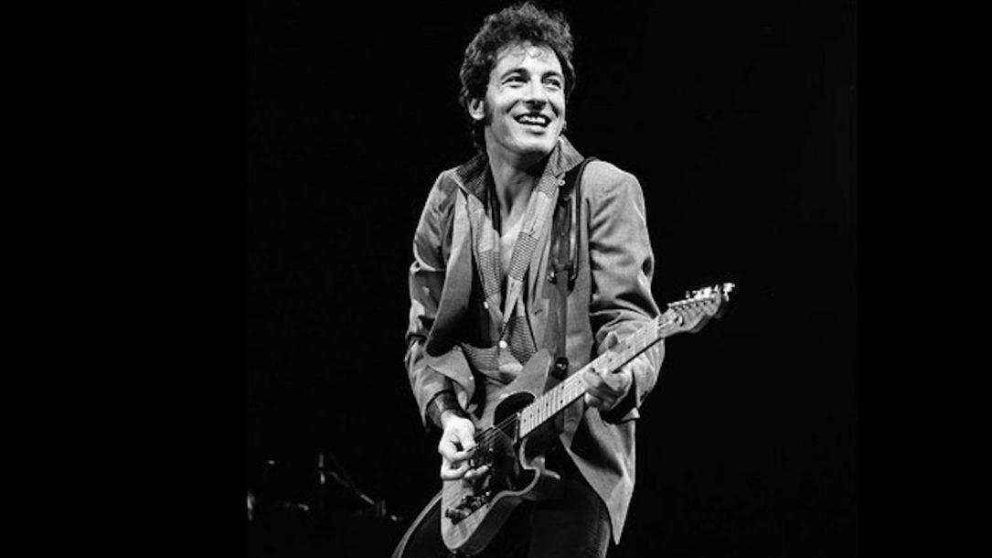 Bruce Springsteen live nel 1979