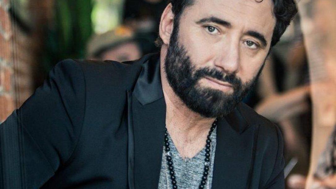 """Federico Zampaglione dei Tiromancino. Il loro nuovo album è """"Fino a Qui"""""""