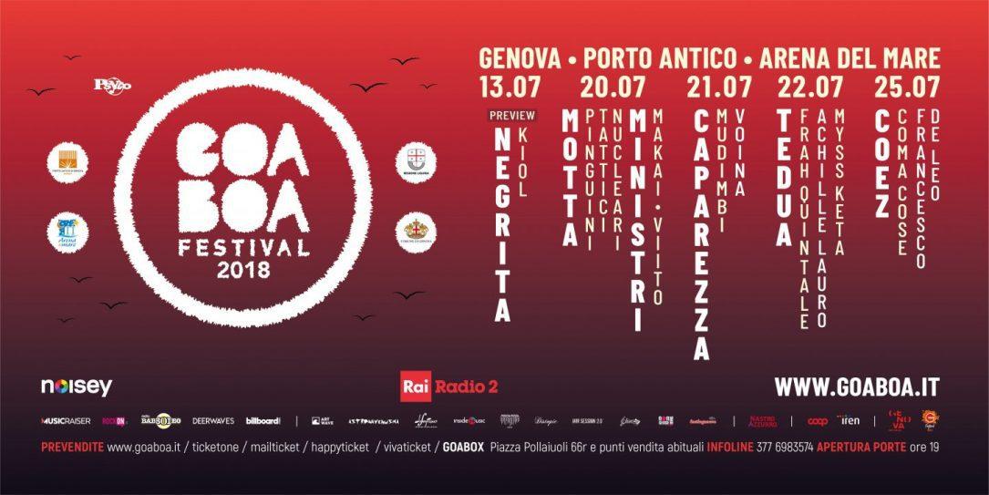 Goa Boa 2018