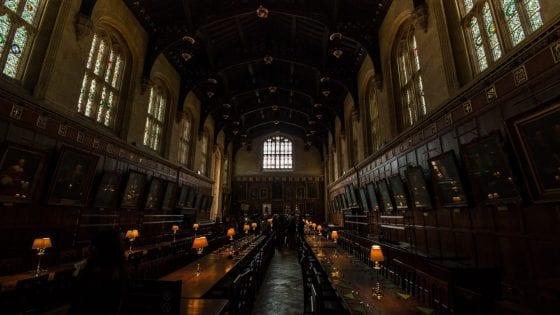Oxford è uno dei luoghi di Harry Potter