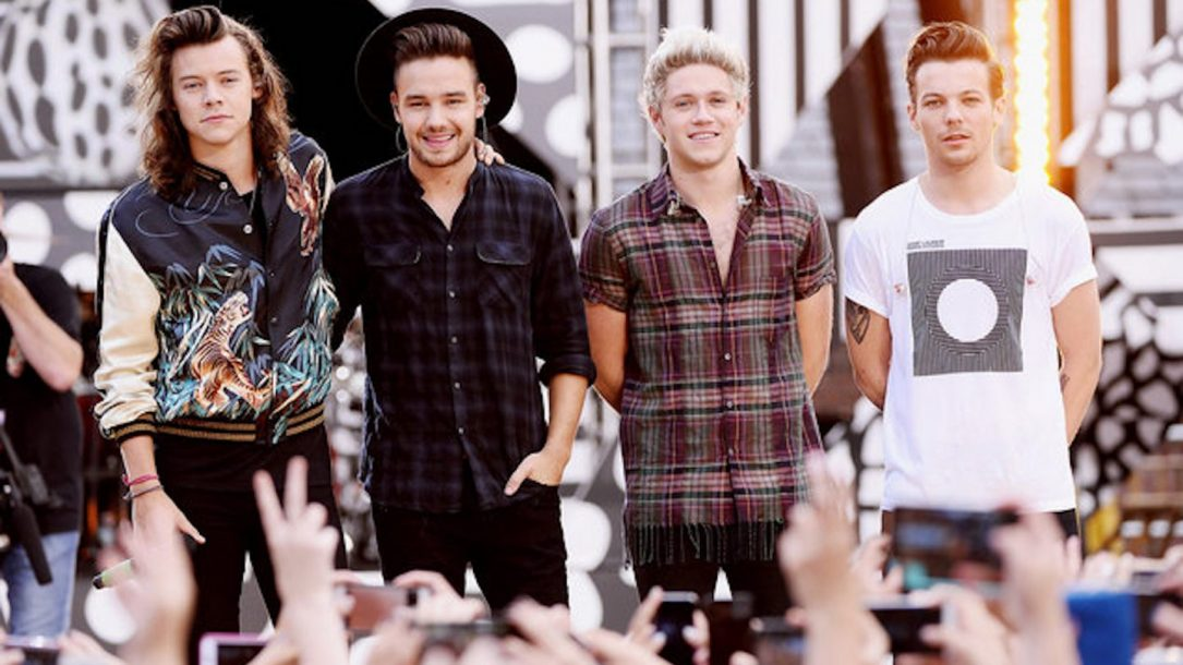 I One Direction festeggiano otto anni dal momento della creazione della band
