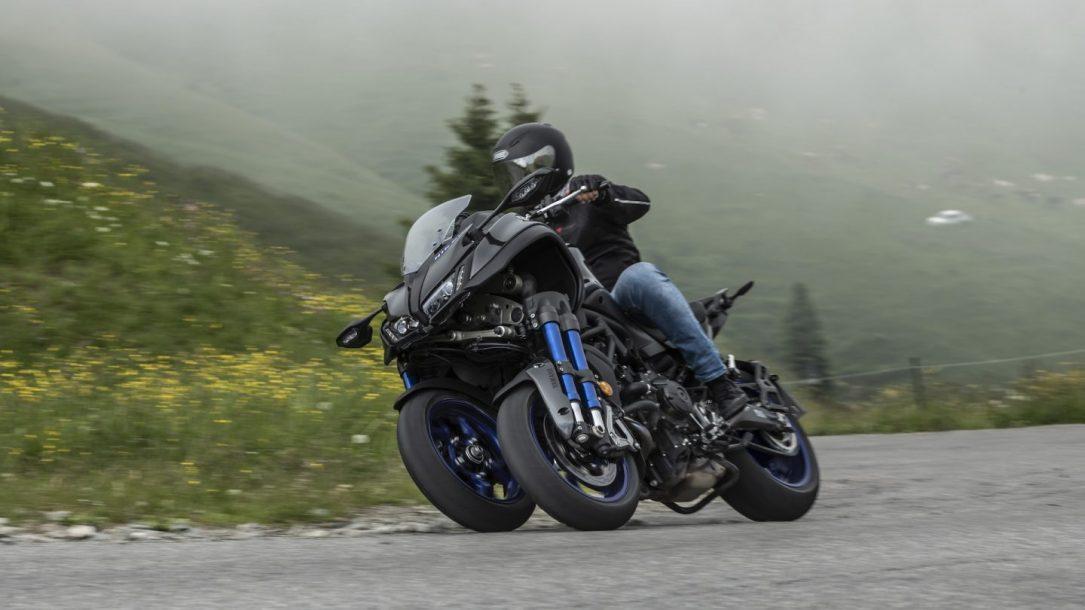 La nuova Yamaha NIKEN