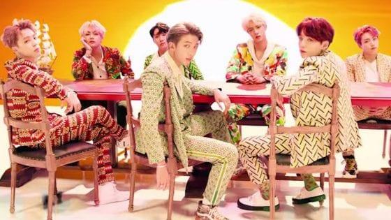 """Il video dei BTS """"Idol"""" ha già un nuovo record"""