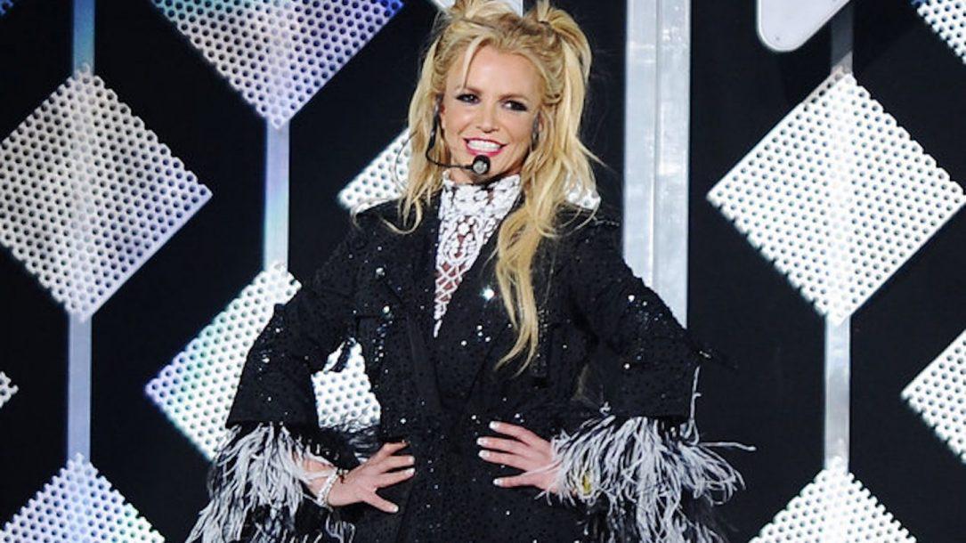 """Britney Spears è attualmente impegnata nel suo """"Piece of Me Tour"""""""