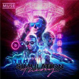 La cover del nuovo album dei Muse