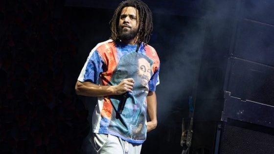 "J. Cole ha pubblicato ""Album of the Year (Freestyle)"""