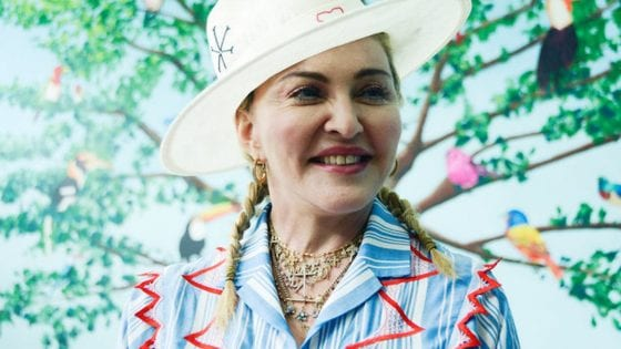 Madonna festeggia 60 anni
