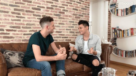 L'intervista di Giovanni Ferrari di Billboard Italia a Virginio