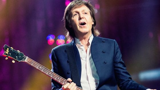 "Paul McCartney sta registrando il suo nuovo album ""Egypt Station"""