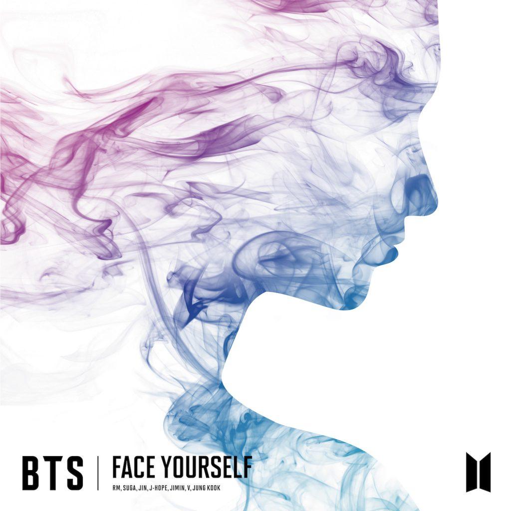 La cover del nuovo disco dei BTS