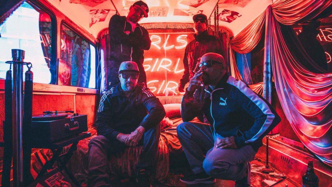 I Cypress Hill sono protagonisti della cover di settembre di Billboard Italia