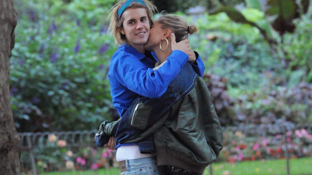 Justin Bieber e Hailey Baldwin in giro per Londra