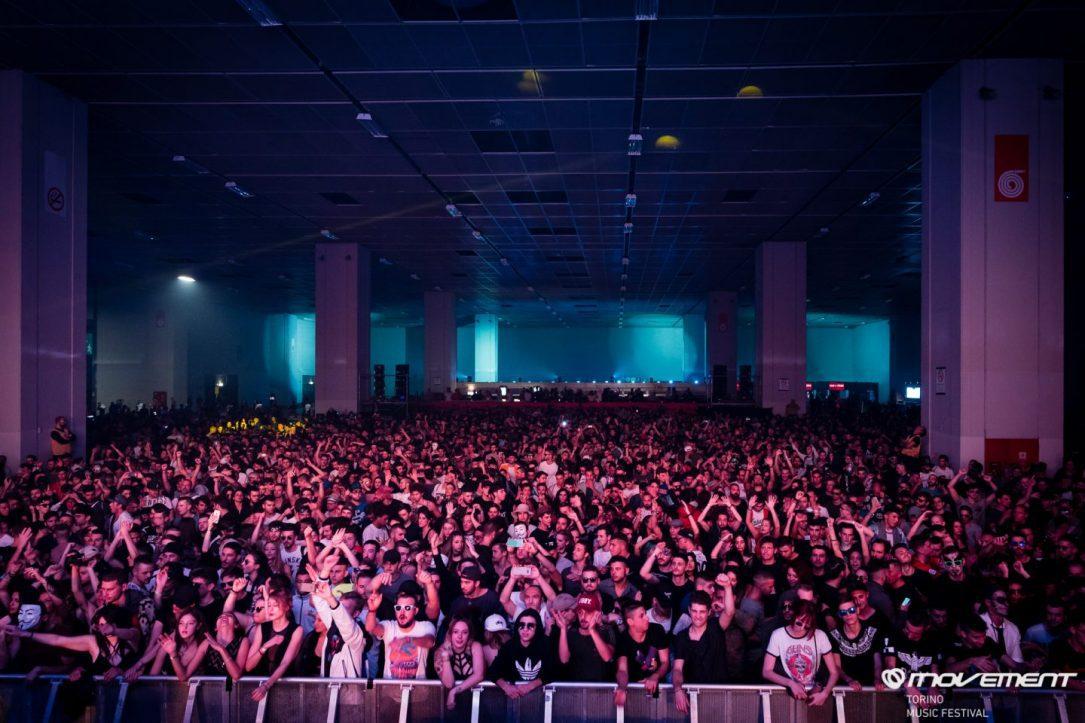 Un'immagine del Movement Torino 2017