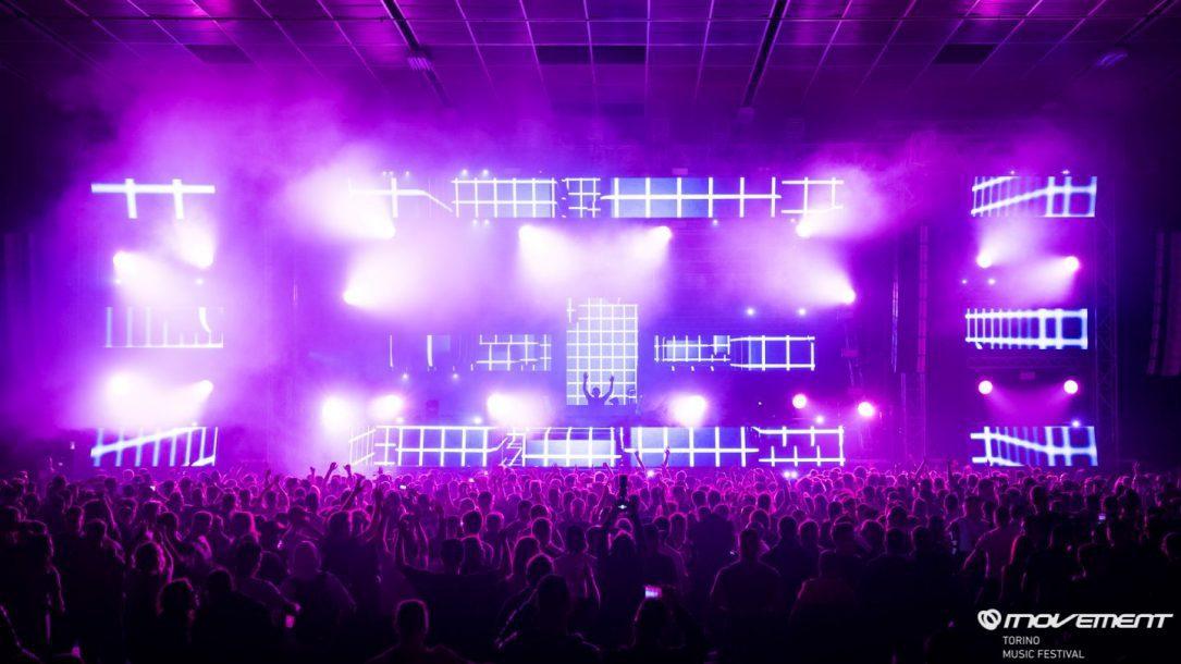 La musica è al centro di Movement Torino: ecco un'immagine dell'edizione 2017