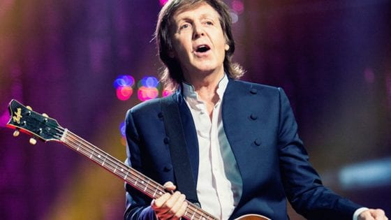 "Paul McCartney: il nuovo disco è ""Egypt Station"""