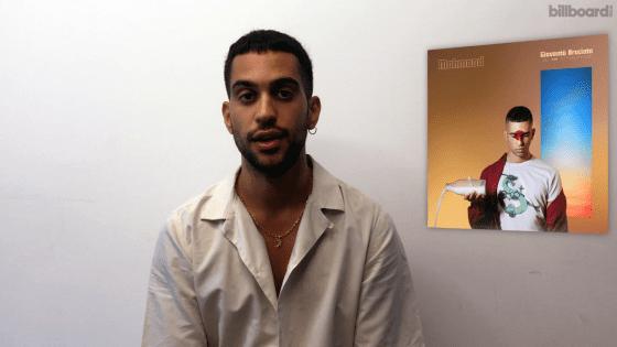 """Mahmood durante la nostra video intervista. Ci ha raccontato il suo nuovo EP """"Gioventù Bruciata"""""""