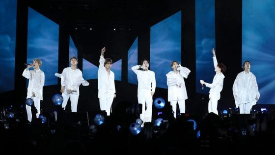 "I BTS sono pronti per il debutto al cinema con ""Burn the Stage: The Movie"""
