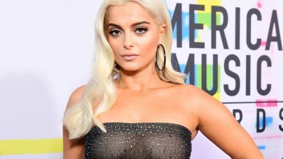 "Bebe Rexha ha cantato ""I'm a Mess"" al Jimmy Kimmel Live!"