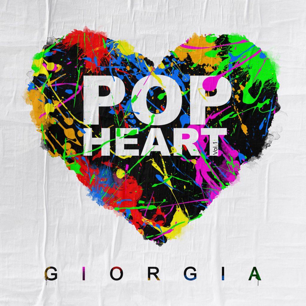 """La cover di """"Pop Heart"""" di Giorgia"""