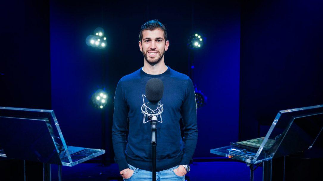 Daniele Suraci, il responsabile editoriale di Radiofreccia