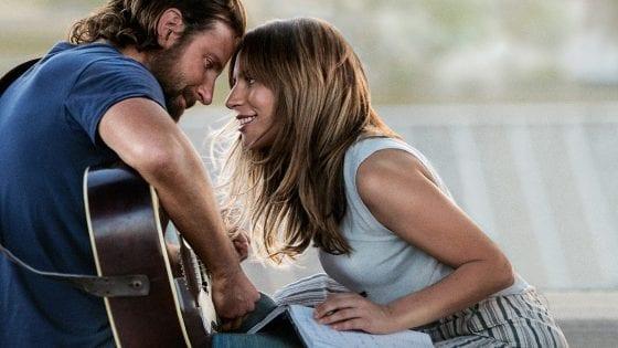 """È uscita la colonna sonora di """"A Star is Born"""" con Lady Gaga e Bradley Cooper"""