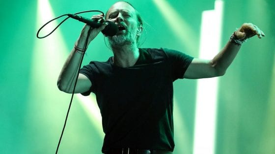 "Thom Yorke ha pubblicato il brano ""Hands Off The Antarctic"""