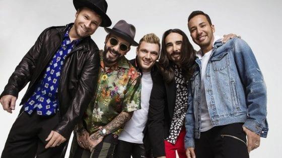 """Il """"DNA World Tour"""" dei Backstreet Boys passerà anche dal nostro Paese. Appuntamento al 15 maggio al Forum di Assago (Milano)"""
