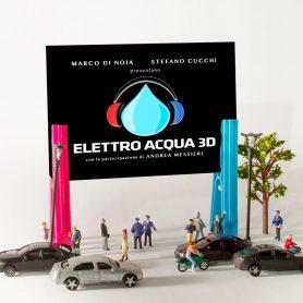 Elettro Acqua 3D - Marco Di Noia - cover