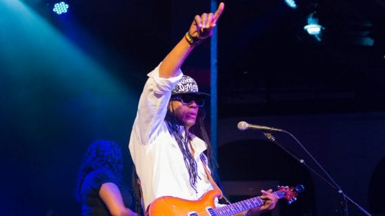 Junior Marvin - Wailers - CC BY 2.0 dcsplicer