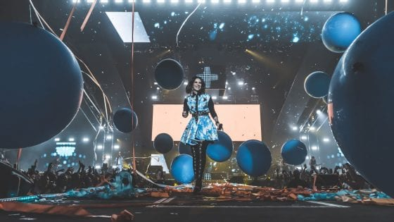 Laura Pausini termina il suo Fatti Sentire World Tour: ecco tutti i numeri