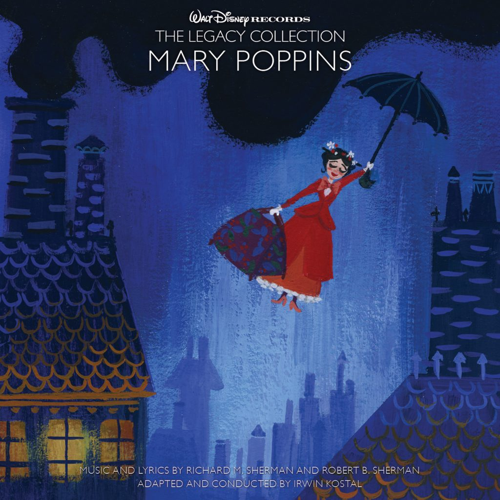 Mary Poppins - The Legacy Collection - Walt Disney