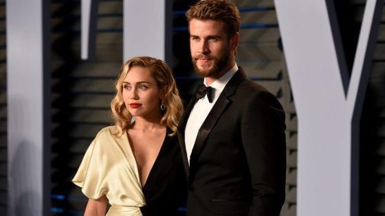 Miley Cyrus e Liam Hemsworth: l'artista ha raccontato di aver perso la sua casa in California a causa dell'incendio di questi giorni